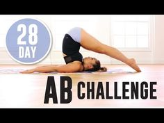 28 denní výzva pro vypracované břicho! Jednoduché a rychlé cvičení! - Milujeme cvičení