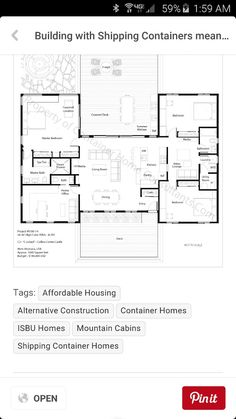 Plan 44045td center hall colonial house plan narrow lot for H shaped ranch house plans