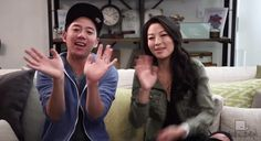 bye wave asian arden cho asianwomen round of applause asian woman trending #GIF on #Giphy via #IFTTT http://gph.is/2blc7Bo