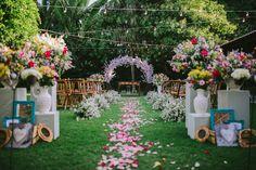 Casamento alegre no campo: Marilia + Jônatas - Berries and Love