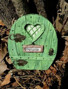 Hey, I found this really awesome Etsy listing at https://www.etsy.com/listing/179022943/fairy-door-personalized-hobbits-elves