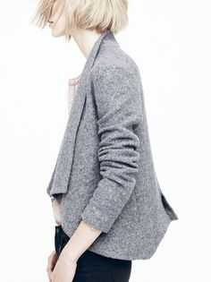 // Madewell .. // Ohh gray, how much I love you!!! Yes Please!