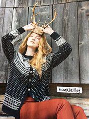 Ravelry: Setesdalkofte pattern by Rauma Designs