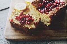 MEYER LEMON LOAF — Sprouted Kitchen Whole Food Recipes, Dessert Recipes, Desserts, Lemon Loaf, Lemon Bread, Something Sweet, Sweet Bread, Pain, No Bake Cake
