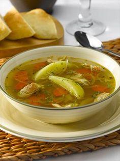 Prepara de forma rápida y fácil un reponedor Ajiaco de Pollo, en 40 minutos podrás tener 5 porciones para disfrutar en familia.