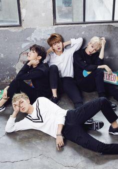 BTS hyung line