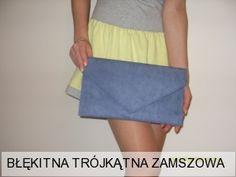 PROMOCJA!!! KOPERTÓWKA SKÓRA-ZAMSZ TOREBKA (5572740310) - Allegro.pl - Więcej niż aukcje. Bags, Handbags, Bag, Totes, Hand Bags