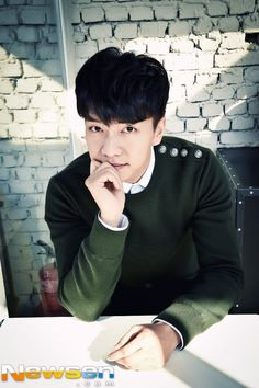 New album for Lee Seung-gi @ HanCinema :: The Korean Movie and Drama Database