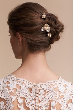Trillium Bobbies from @BHLDN