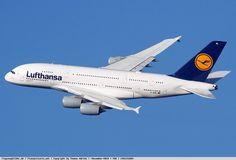 Foto Lufthansa Airbus A380-841 D-AIML