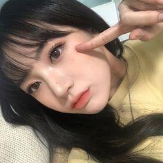 Ulzzang Korean Girl, Cute Korean Girl, Asian Girl, Natural Summer Makeup, Natural Makeup, Asian Makeup, Korean Makeup, Korean Photography, Korean Short Hair