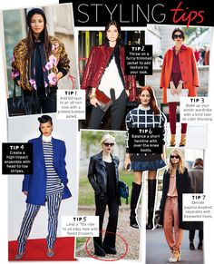WWW: Styling Tips-December - Celebrity Style and Fashion from WhoWhatWear