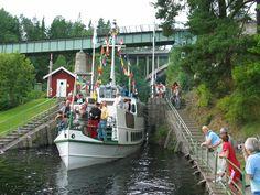 Håverud Boat