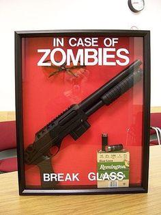 Funny stuff - Zombie invasion
