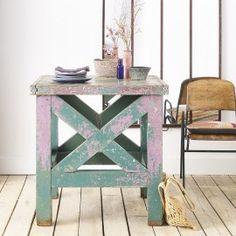 Etabli central - desuet.fr Central, Outdoor Furniture, Outdoor Decor, Table, Home Decor, Home, Decoration Home, Room Decor, Tables