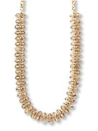 Santa Monica Beaded Layer Necklace