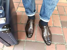 Edwardgreen Globetrotter1897 Shoeshine