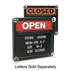 Garden yard signs on pinterest great gifts credit for Signs you can change letters