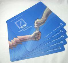 Mousepads - auch mit einem QR Code veredelbar, als Werbeartikel, Werbemittel, Werbegeschenke.