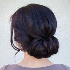 Peinados para damas de boda   Bodas