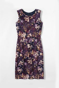 Women's Ponté Sheath Dress - Pattern from Lands' End (@alissa_m , i think you need this dress)
