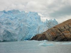Patagónia, Glaciar de Perito Moreno. Cool:)