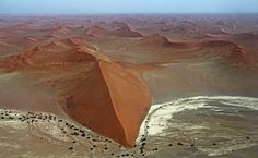 Namibia's first world heritage site, Twyfelfontein, was inscribed in 2007 as a cultural site. The Namib Sand Sea is Namibia's first natural World Heritage site The inscribed area stretches from the Kuiseb River southwards to include approximately 66% of the Central Namib dune sea. The inscribed Sand Sea covers an area of 30,777 square kilometres with an additional 899,500 hectares designated as a buffer zone. via blog.xoafrica.com