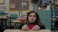 """The new upcoming movie """"Edge of Seventeen"""" is said to be a big hit this season. The movie follows Nadine played by Hailee Steinfeld as she tackles high school life, teenage emotions, and family. The coming of edge movie is out in theater just in time for the holidays. (Shelly M)"""