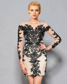 b59681c91049 Las 1553 mejores imágenes de Vestidos elegantes juveniles en 2019 ...
