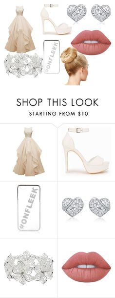 """""""Prom Life"""" by mcuriel22 ❤ liked on Polyvore featuring Nly Shoes, River Island, M&Co and Lime Crime"""