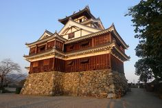 Fukuchiyama castle 2 (福知山城2)