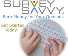 Do you like to share your opinions? Survey Savvy is looking for consumer opinions and you GET PAID! It's free, safe and easy. https://www.surveysavvy.com/?m=3911537