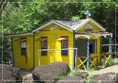 Martinique, Maison du bagnard, photo by lindsinwonderland.wordpress.com