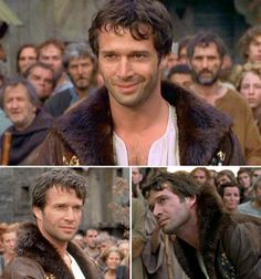 James Purefoy - A Knight's Tale, as Edward, the Black Prince
