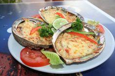 Otra+Receta+Salvadoreña+sumamente+fácil+y+deliciosa,+ideal+para+disfrutarla+durante+un+fin+de+semana.+Si+usted+es+amante+de+la+comida+de+mar/tierra,+le+va+a+encantar.