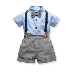 Baby Boy Clothing Sets, Newborn Boy Clothes, Newborn Outfits, Boys Summer Outfits, Toddler Outfits, Baby Boy Outfits, Children Outfits, Baby Boy Dress, Outfits Niños