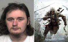 Uccide la figlia per giocare ai videogiochi #videogiochi #uccide #assasin'screed