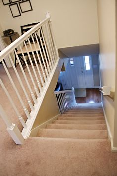 Best How To Decorate An Enclosed Staircase Staircases 400 x 300