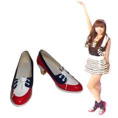AKB48 Everyday Katyusha Cosplay Shoes