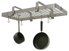Shop a great selection of Enclume Premier Low Ceiling Rectangle Grid, Stainless Steel. Find new offer and Similar products for Enclume Premier Low Ceiling Rectangle Grid, Stainless Steel. Pot Rack Hanging, Hanging Pots, Ceiling Hanging, Ceiling Beams, Low Ceilings, Luxury Dining Tables, Drywall Anchors, Wood Screws, Luxury Home Decor