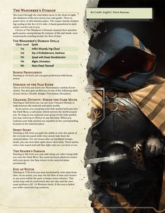 Dungeons And Dragons Rules, Dungeons And Dragons Classes, Dungeons And Dragons Homebrew, Cleric Domains, Dnd Sorcerer, Dnd Cleric, Elder Scrolls Lore, Dnd Races, Dnd Classes