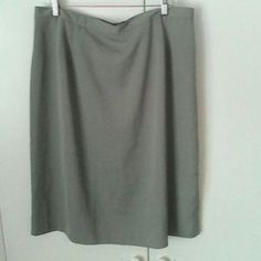 I just added this to my closet on Poshmark: Southern Lady Sage Green Skirt 20W Woman's Plus. Price: $12 Size: 20W