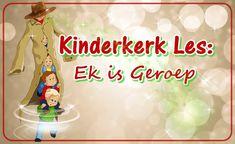Kinderkerk Les Ek is Geroep Sunday School Teacher, Youth Ministry, Praise And Worship, Holy Spirit, Teaching Kids, Thankful, Christian, Posts, Blog
