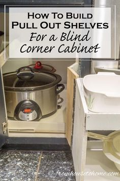 Blind Corner Cabinet Pull Out Shelves Australia.Kaboodle 2 Tier Chrome Blind Corner Soft Close Pull Out . Pull Out Blind Corner Cabinet Shelves For Kitchen Cabinets . Home and Family Kitchen Pantry, Kitchen Cabinets, Corner Cabinets, Kitchen Ideas, Kitchen Decor, Kitchen Updates, Kitchen Stuff, Kitchen Inspiration, Kitchen Tips