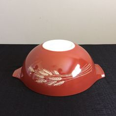 A personal favorite from my Etsy shop https://www.etsy.com/ca/listing/275298896/autumn-harvest-pyrex-444-large