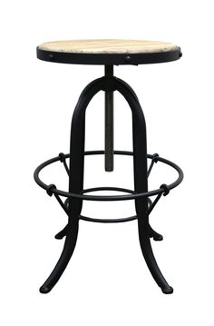 Industrial Bar Stool : Chairs, Stools & Ottomans : C. Industrial Bar Stools, Low Stool, Wrought Iron, Decorating Tips, Sweet Home, New Homes, Product Catalogue, Furniture, Ottomans