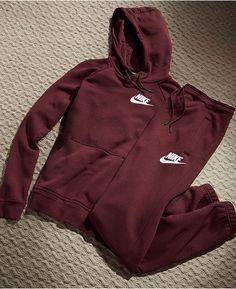 Nike Sportswear Rally Fleece Hoodie - Blue XS Source by macys Teenage Outfits, Teen Fashion Outfits, Outfits For Teens, Trendy Outfits, Summer Outfits, College Outfits, Cute Comfy Outfits, Tomboy Outfits, Swag Outfits