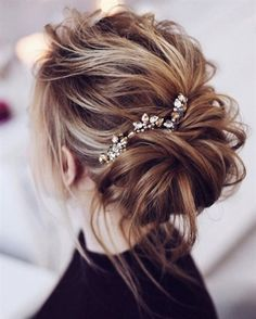 Wedding hairstyles medium length best photos frisuren pinterest wedding hairstyles are definitely one of the most important parts that every brides care about the style or the design directly decides whether the wedding junglespirit Images
