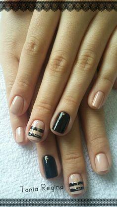#Nails #decorada com Tania-Manicure/Pedicure e Depilação.