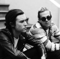 WOOW this pic got me feeling some typa way - THE NEIGHBOURHOOD